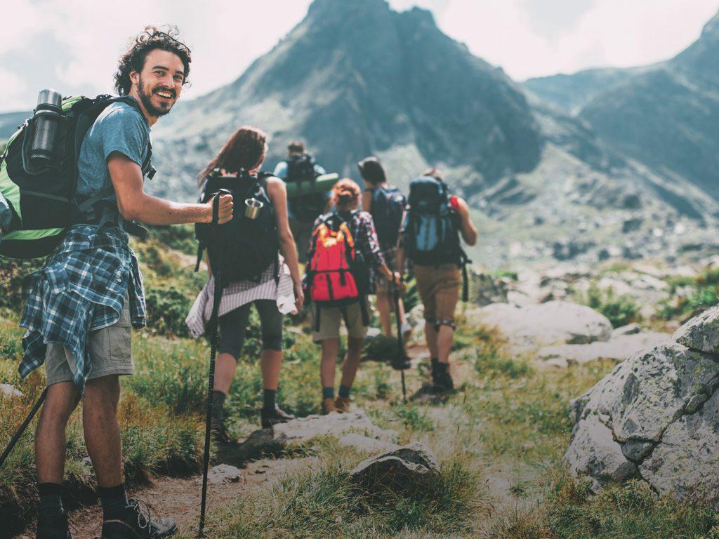 Du lịch trekking là gì
