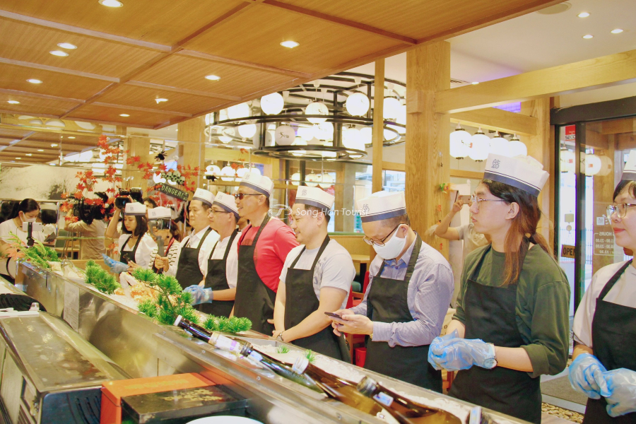 du lịch Kagoshima trực tuyến